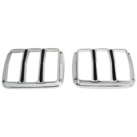Tail Light Bezel Pair 65-66