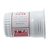 Fuel Pump Filter Canister W Logo FoMoCo 64-65