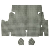 Standard  Trunk Mat Plaid 64-66