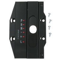 Console Shifter Plate Assembly 65-66
