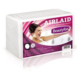 Wegwerp handdoek 40x70 cm 100 stuks