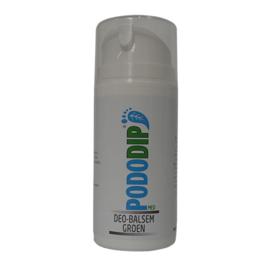 PodoDip Voetenbalsem Groen 100 ml