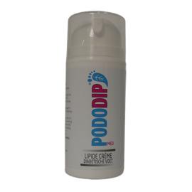 Pododip Lipide Creme Diabetische Voet 100 ml