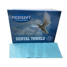Medisept® Dental Towels Soft Tone Kleur: Blauw  500 stuks