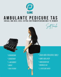 Ambulante Pedicure Tas