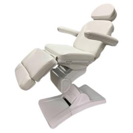 Behandelstoel 3 motorig, wit, verzending ( 85,00 euro ) inbegrepen