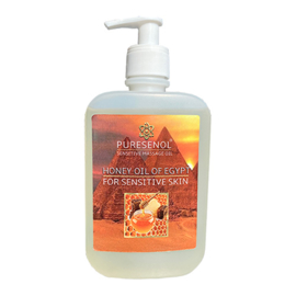 Puresenol Honey of Egypt Sensitive Massage Olie 500 ml