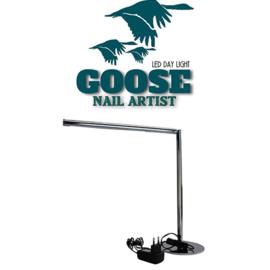 "Led Manicurelamp ""Goose"" Nagellamp RVS"