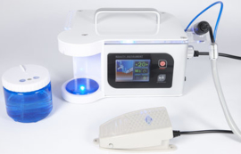 Digitale pedicuremotor R&S Pedicuremotor- GL + gratis pedicurekoffer twv 119,00 euro