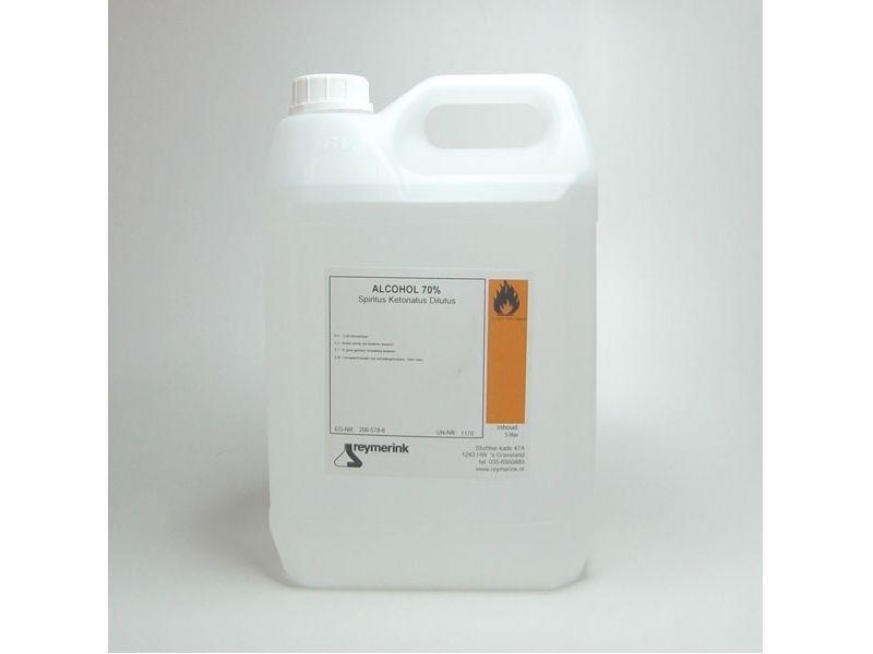 Alcohol 70%  5000 ml