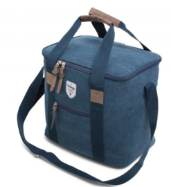 Canvas Coolerbag, blue