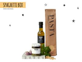 Geschenkpakket Spaghetti Box