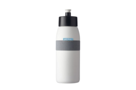 Bidon 500 ml, Wit