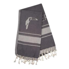 Oekotex-Katoen Jacquard Woven Handdoek