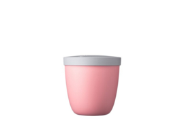 Snackpot Ellipse 500 ml, Nordic Pink