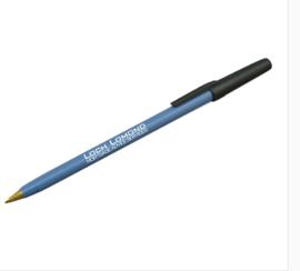Pen gemaakt van denim