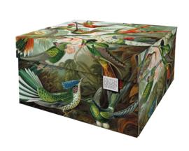 Dutch Design Storage Box Kerst Art of Nature