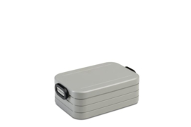 Lunchbox Take a Break midi, Silver