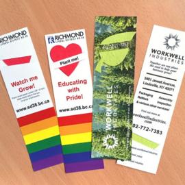 Large Eco Bookmark, met slotje