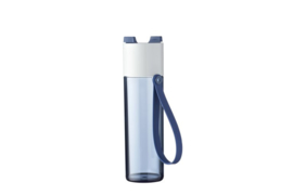 Drinkfles JustWater 500 ml, Nordic Denim