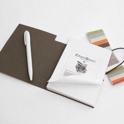 A6 notitieboek met pen