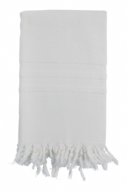 Terry Hammam Towel, White