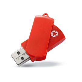 Eco USB Stick, rood