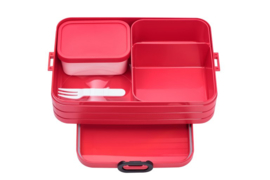 Bento Lunchbox Take a Break large, Nordic Red
