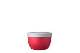 Snackpot Ellipse 350 ml, Nordic Red