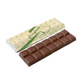 Chocoladereep met Gerecyclede Wikkel
