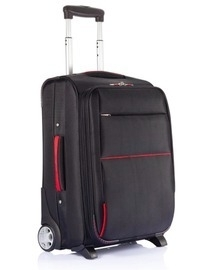 PVC vrije extendable cabin trolley