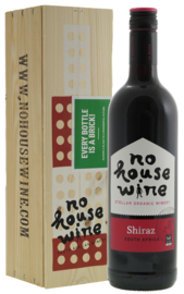 Biologische No House Wine, Bordeauxkist