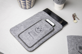 RPET vilten tablet sleeve