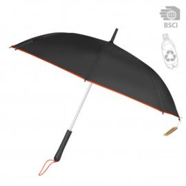 Stormparaplu Van RPET Met 2 Jaar Garantie