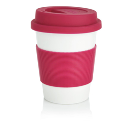 ECO PLA Koffiemok, Roze