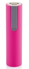 Powerbank 2.200 mAh, roze