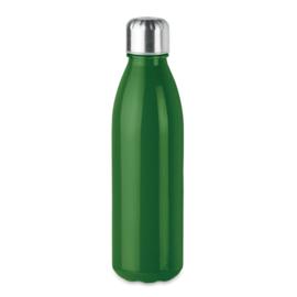 Drinkfles met RVS Dop, Groen