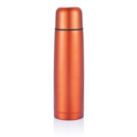 Roestvrijstalen isoleerfles, oranje