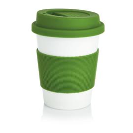 ECO PLA Koffiemok, Groen