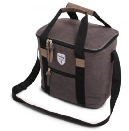 Canvas Coolerbag, grey