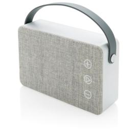 van stof gemaakte Bluetooth speaker