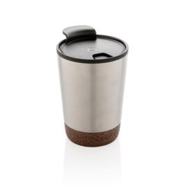 Kurk Koffiebeker, Zilver
