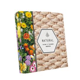 Natural, Bijen & Vlindermix