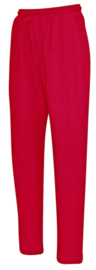 Cottover Sweat Pants Kids rood