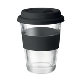 Glazen Drinkbeker, Zwarte
