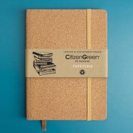 Kurken notitieboek Coko A5