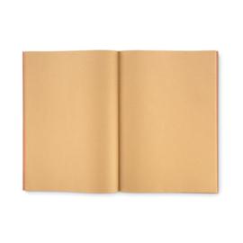 A4 Schrift met Kartonnen Kaft