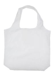RPET Opvouwbaar Shopper, Wit