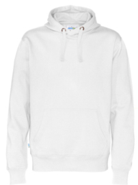 Cottover Hoody, wit