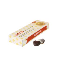 Doosje Chocoladehartjes, Medium